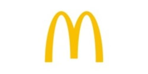 マクドナルドロゴ画像