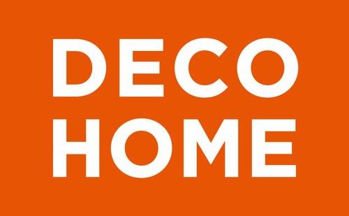 デコホームオレンジロゴ(長方形)
