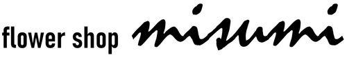 flower shop misumi(フラワーショップミスミ)ロゴ画像